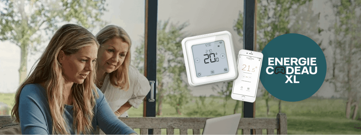 Gratis slimme thermostaat Honeywell t.w.v. € 200,-
